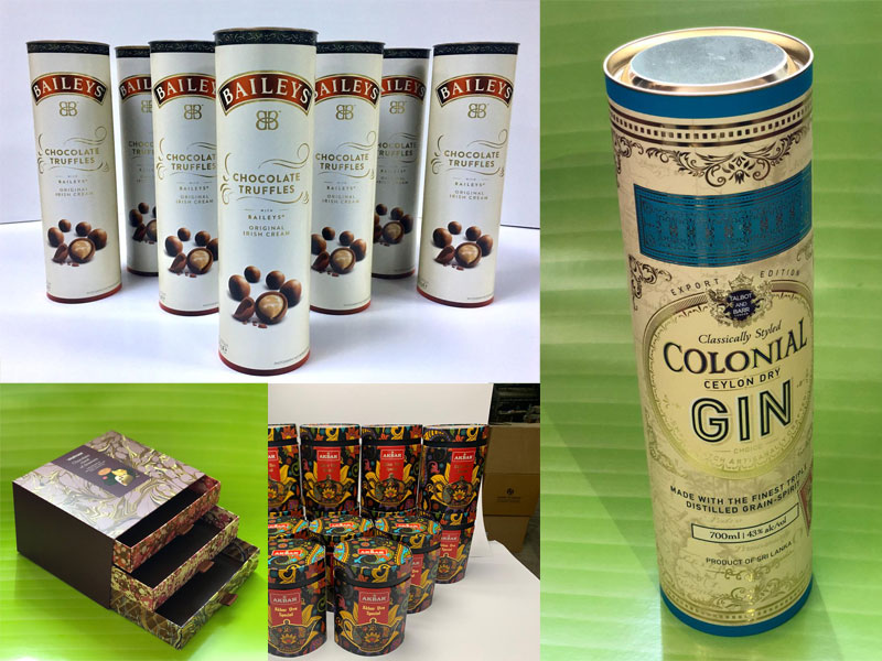 Tubes & Luxury Packaging